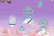 Angry Birds Star Wars Cloud City Level 4-10 Walkthrough