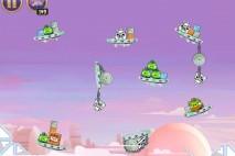 Angry Birds Star Wars Cloud City Level 4-11 Walkthrough