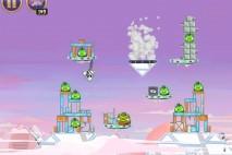 Angry Birds Star Wars Cloud City Level 4-12 Walkthrough