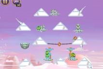 Angry Birds Star Wars Cloud City Level 4-14 Walkthrough