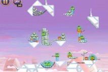 Angry Birds Star Wars Cloud City Level 4-15 Walkthrough