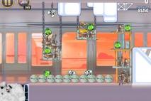 Angry Birds Star Wars Cloud City Level 4-16 Walkthrough