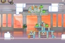 Angry Birds Star Wars Cloud City Level 4-17 Walkthrough