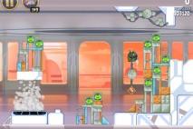 Angry Birds Star Wars Cloud City Level 4-18 Walkthrough