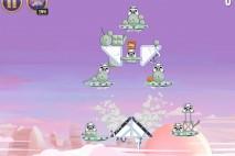 Angry Birds Star Wars Cloud City Level 4-5 Walkthrough