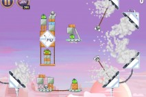 Angry Birds Star Wars Cloud City Level 4-6 Walkthrough