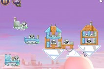 Angry Birds Star Wars Cloud City Level 4-7 Walkthrough