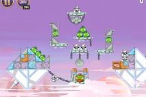 Angry Birds Star Wars Cloud City Level 4-9 Walkthrough
