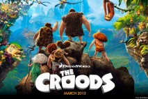 The Croods Title Screen