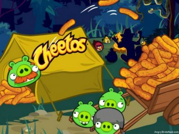Angry Birds Cheetos 2 Featured Image