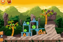 Angry Birds Cheetos 2 Level 1-1 Walkthrough