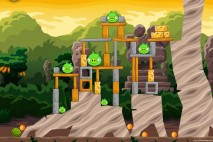 Angry Birds Cheetos 2 Level 1-2 Walkthrough