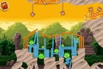 Angry Birds Cheetos 2 Level 1-3 Walkthrough