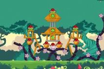 Angry Birds Facebook Pig Tales Level 19 Walkthrough
