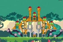 Angry Birds Facebook Pig Tales Level 20 Walkthrough