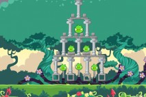 Angry Birds Facebook Pig Tales Level 21 Walkthrough