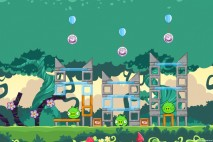 Angry Birds Facebook Pig Tales Level 22 Walkthrough