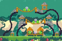 Angry Birds Facebook Pig Tales Level 23 Walkthrough