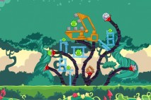 Angry Birds Facebook Pig Tales Level 27 Walkthrough