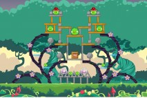 Angry Birds Facebook Pig Tales Level 28 Walkthrough