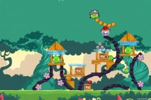 Angry Birds Facebook Pig Tales Level 29 Walkthrough
