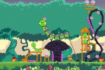 Angry Birds Facebook Pig Tales Level 30 Walkthrough