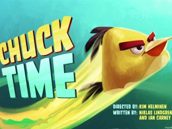 Angry Birds Toons Episode 1 Chuck Time Teaser