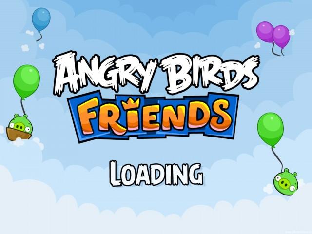 AB Friends Loading Screen iOS