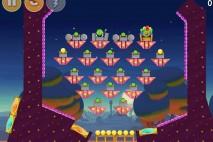 Angry Birds Seasons Abra-Ca-Bacon Bonus Level 1 Walkthrough