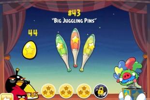 Angry Birds Seasons Abra-Ca-Bacon Golden Eggs Walkthroughs