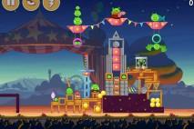 Angry Birds Seasons Abra-Ca-Bacon Level 1-10 Walkthrough