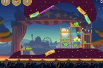 Angry Birds Seasons Abra-Ca-Bacon Level 1-13 Walkthrough