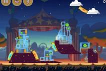 Angry Birds Seasons Abra-Ca-Bacon Level 1-7 Walkthrough