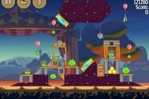 Angry Birds Seasons Abra-Ca-Bacon Level 2-10 Walkthrough