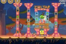 Angry Birds Seasons Abra-Ca-Bacon Level 2-15 Walkthrough