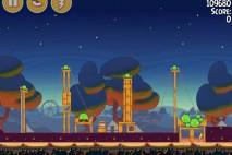 Angry Birds Seasons Abra-Ca-Bacon Level 2-3 Walkthrough
