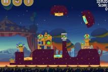 Angry Birds Seasons Abra-Ca-Bacon Level 2-6 Walkthrough