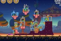 Angry Birds Seasons Abra-Ca-Bacon Level 2-7 Walkthrough