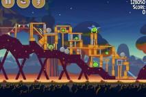 Angry Birds Seasons Abra-Ca-Bacon Level 2-8 Walkthrough