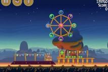Angry Birds Seasons Abra-Ca-Bacon Level 2-9 Walkthrough