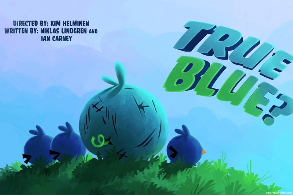 Angry Birds Toons Episode 8 Sneak Peek: True Blue