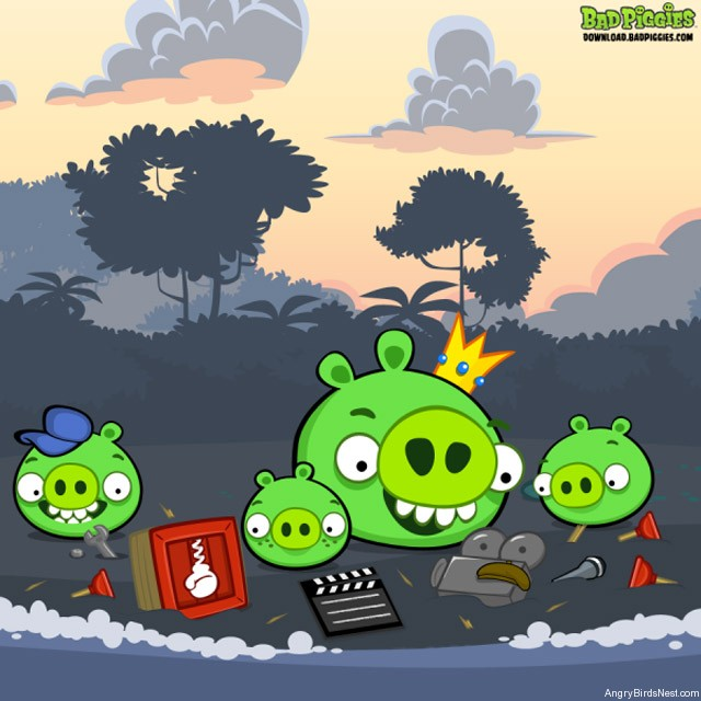 Bad Piggies Movie Themed Update Coming Soon