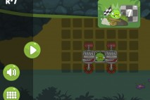 Bad Piggies Road Hogs Level R-7 Walkthrough