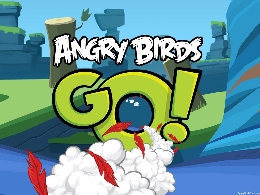 Angry Birds Go Coming Soon A Brand New Game From Rovio