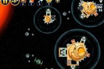 Angry Birds Star Wars Golden Droid #9 (D-9) Walkthrough