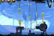 Angry Birds Star Wars Cloud City Level 4-21 Walkthrough
