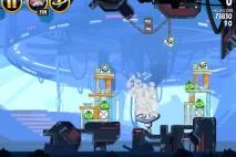 Angry Birds Star Wars Cloud City Level 4-23 Walkthrough