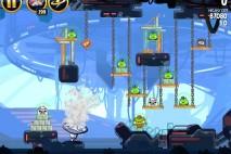 Angry Birds Star Wars Cloud City Level 4-25 Walkthrough