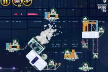 Angry Birds Star Wars Cloud City Level 4-29 Walkthrough