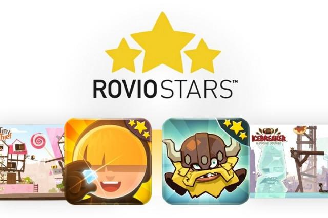 Rovio Stars Announcement Teaser Image